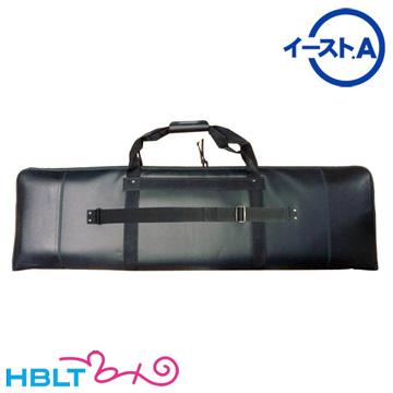 イーストA 革 ライフルケース 147A 130cm x 39cm Black 147A /イースト.A イーストエー East.A ガンケース サバゲー