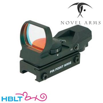 ノーベルアームズ ドットサイト COMBAT PIN POINT MR02 /N-19 Novel Arms ダットサイト サバゲー