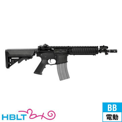 VFC ベガフォース Colt M4ES Tactical CQB Black 電動ガン 本体VEGA Force company GB-TECH エアガン サバゲー 銃 VF1-EM4-TACQB-BK01