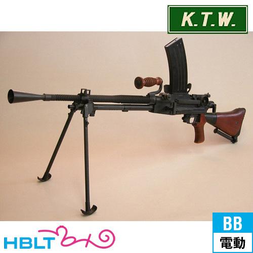 KTW 九九式 軽機関銃 木製ケース付 (電動ガン) /電動 エアガン 99式 サバゲー 銃
