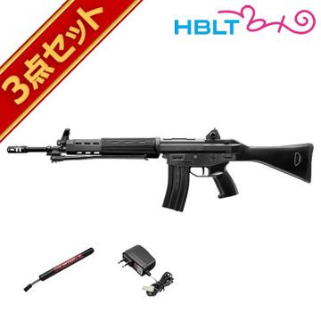 フルセット 東京マルイ 89式 5.56mm 小銃 電動ガン バッテリー 充電器セットエアガン サバゲー 銃