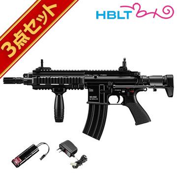 フルセット 東京マルイ HK416C カスタム 次世代電動ガン バッテリー 充電器セットHK H&K エアガン サバゲー 銃