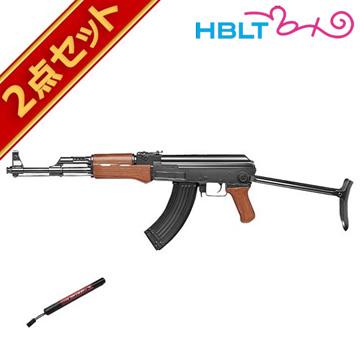 バッテリーセット 東京マルイ AK47S フォールディングストック 電動ガンエアガン サバゲー 銃