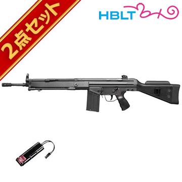 バッテリーセット 東京マルイ H&K G3 SG-1 電動ガン /電動 エアガン HK サバゲー 銃