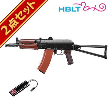 バッテリーセット 東京マルイ AKS74U 次世代電動ガンエアガン サバゲー 銃