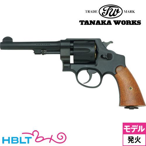 タナカワークス 5.5インチ S&W/タナカ M1917 cal.45 Military HW ブラック tanaka 5.5インチ 発火式 モデルガン 完成 リボルバー/タナカ tanaka SW 銃, ペットバルーン:e0313a6c --- mail.ciencianet.com.ar