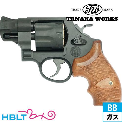 【タナカワークス(Tanaka)】S&W M327 PC M&P R8 ver.2 HW ブラック 2inch(ガスガン/リボルバー本体)/SW/Smith & Wesson/Perfomance Center/パフォーマンス/センター/エアガン