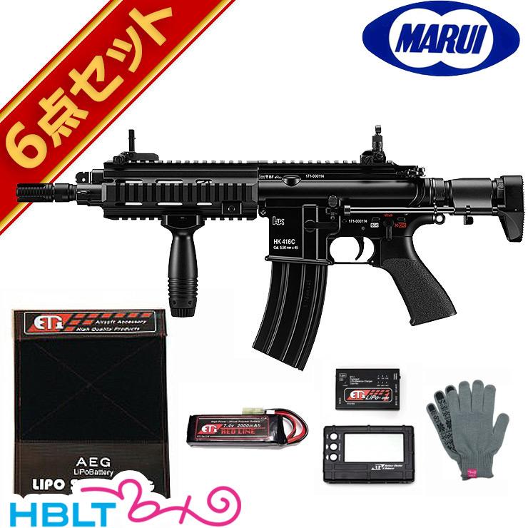 東京マルイ オンライン】H&K HK416C 次世代電動ガン LiPo