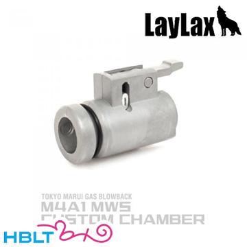 *ポスト投函商品* ライラクス カスタムチャンバー 東京マルイ GBB M4 MWS 用 /ファーストファクトリー LayLax First-Factory カスタムパーツ