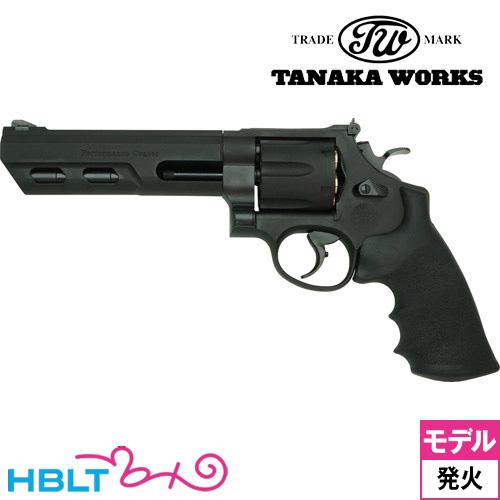 タナカワークス S&W M29 パフォーマンスセンター ターゲットハンター HW Ver.2 6インチ 発火式 モデルガン 完成 リボルバー /SW Nフレーム PC Perfomance Center Target Hunter 44 Magnum マグナム 銃