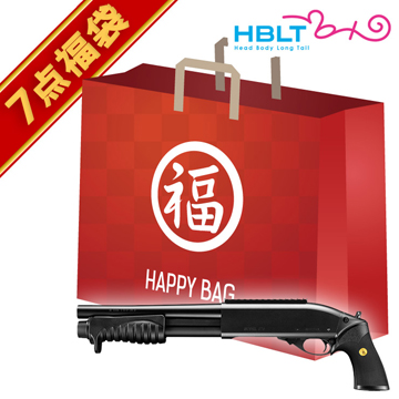 2019 福袋 ガスショットガン セット! M870 ブリーチャー 東京マルイ /レミントン 散弾銃 フルセット サバゲー