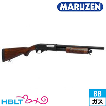 マルゼン M870 通常版 WSV ウッド ストック バージョン 木製(ガス ショットガン)/レミントン MZ