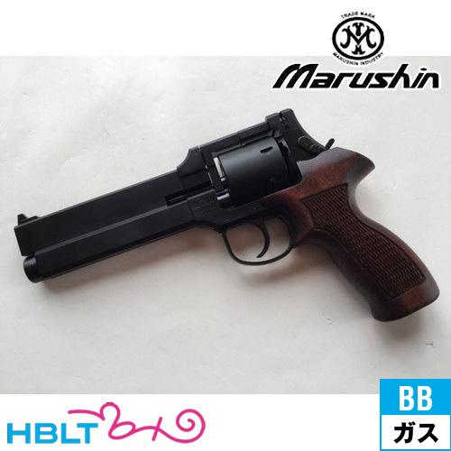 マルシン 本体 6mm(ガス):マテバ Xカート仕様(ABS/マットBK/最高級ブナ製木製グリップ)/MATEBA