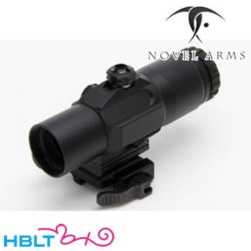 ノーベルアームズ ブースター 5X タクティカルマグニファイアー /ドットサイト拡張 Novel Arms サバゲー