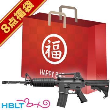 2019 福袋 Colt M4A1 スタンダード電動ガン フルセット ! 東京マルイ /コルト サバゲー 銃