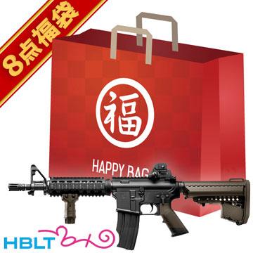 2019 福袋 Colt M4 CQB-R FDE 次世代電動ガン フルセット ! 東京マルイ /コルト サバゲー 銃