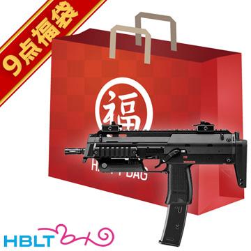 2019 福袋 MP7A1 Black ガスブローバックマシンガン フルセット ! 東京マルイ /軽量 H&K HK ヘッケラー & コッホ HECKLER & KOCH サバゲー 銃