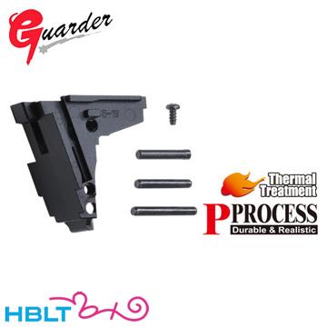 ガーダー リアシャーシ 東京マルイ ガスブロ グロック19 G19 Glock 用(スチール) GLK-157 /Guarder