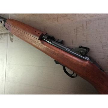 マルシン M1 カービンEXB2 アルミピストン仕様 高級ウォールナット 木製ストック ブラウン CO2 CDX ガスブローバッluJ3TFKc1