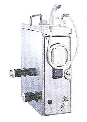 NORIZT(ノーリツ) ガスバランス形ふろがま GBSQ-622D 6.5号 シャワー付き