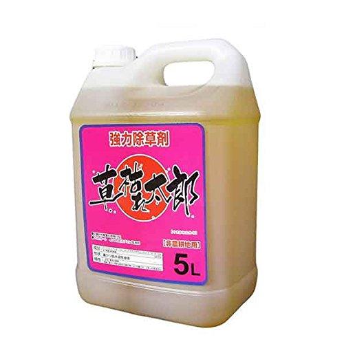 シンセイ 草枯れ太郎 5L 4本セット【メーカー直送】【送料無料】