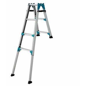長谷川工業 はしご兼用伸縮脚立 (階段用) RYE1.0-12【メーカー直送の為代引不可】