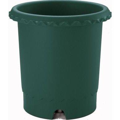 激安 激安特価 送料無料 気品の バラ をより美しく 上品に魅せる リッチェル 付与 メーカー直送の為代引不可 ダークグリーン バラ鉢6号