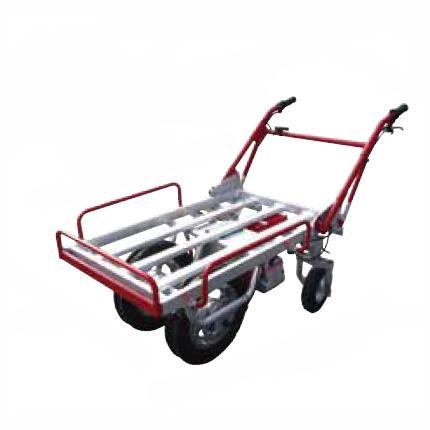 電動式運搬車 四輪タイプ アルミス 電動式手押し車 電動猫吉 新作入荷 メーカー直送の為代引不可 即納最大半額 送料無料