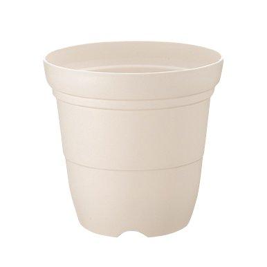 和にも洋にも調和します リッチェル カラーバリエ 未使用品 長鉢6号 お求めやすく価格改定 ホワイト 送料無料 メーカー直送の為代引不可