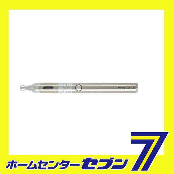 【送料無料】VP ZERO コンプリートセット 日本製リキッドj-LIQUID(メンソール)付き シルバー SW-13651 VP JAPAN [電子タバコ 電子煙草 SMV JAPAN]