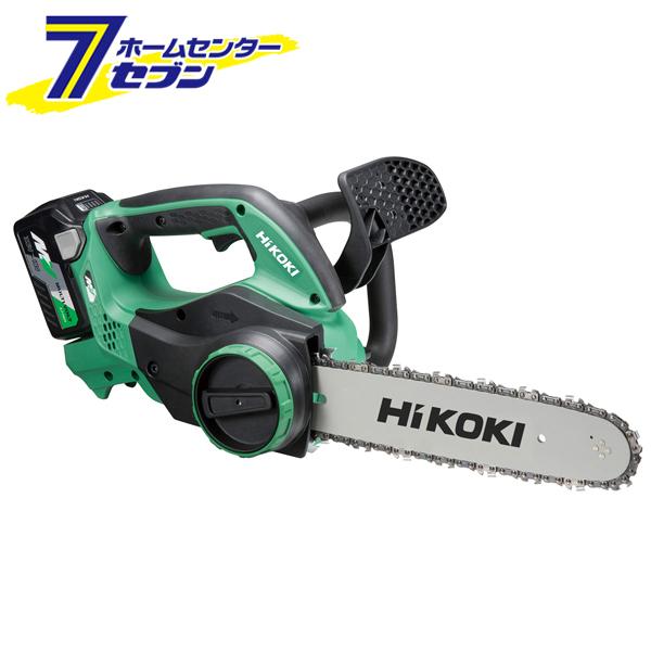 【送料無料】 コードレスチェンソー CS3630DA(XP) HiKOKI (ハイコーキ) [チェーンソー 電動 日立工機]