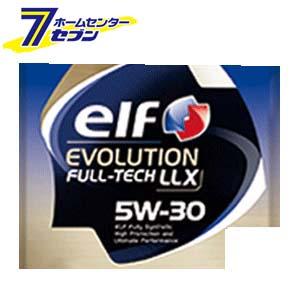【送料無料】elf EVOLUTION FULL TECH LLX 5W-30 全化学合成油 20Lペール エルフ [エンジンオイル 自動車]【ポイントUP:2019年5月1日pm23時59まで】