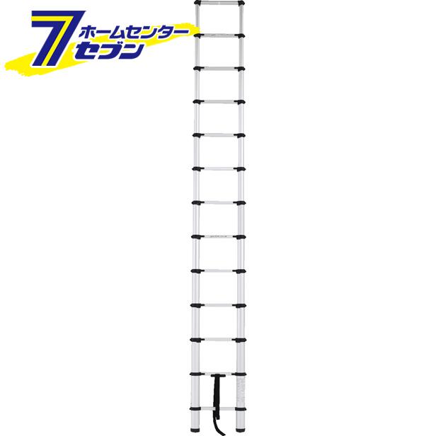 アルインコ 伸縮式はしご 約3.9m MW-39A 梯子 作業台 ファクトリーアウトレット はしご 足場 踏み台 園芸用品 特別セール品