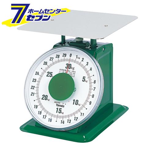 【送料無料】大型上皿ハカリ 30 SDX-30 大和製衡 [大工道具 測定具]