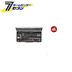 【送料無料】 KTCメタルケース(大)付セットTB312X