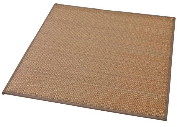 い草ふんわりフロアー畳 与那国 約70×70×1.5/9枚セット 大島屋 [フロア 畳 マット]