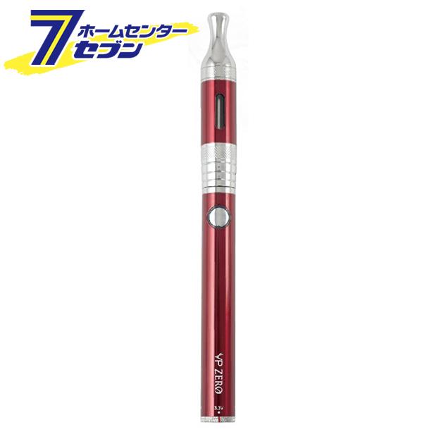 【送料無料】VP ZERO コンプリートセット 日本製リキッドj-LIQUID(メンソール)付き ワインレッド SW-13653 VP JAPAN [電子タバコ 電子煙草 SMV JAPAN]