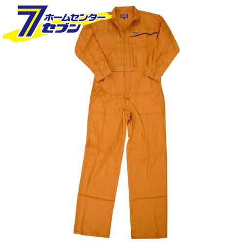 ツナギ服 40000OR5L スリードラゴン AUTO-BI トラスコ中山 5Lサイズ オレンジ