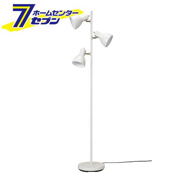 オーム電機 格安 価格でご提供いたします フロアスタンド ホワイト 特別セール品 品番 06-1487 TF-YN30BW-W 照明 照明器具 フロアライト