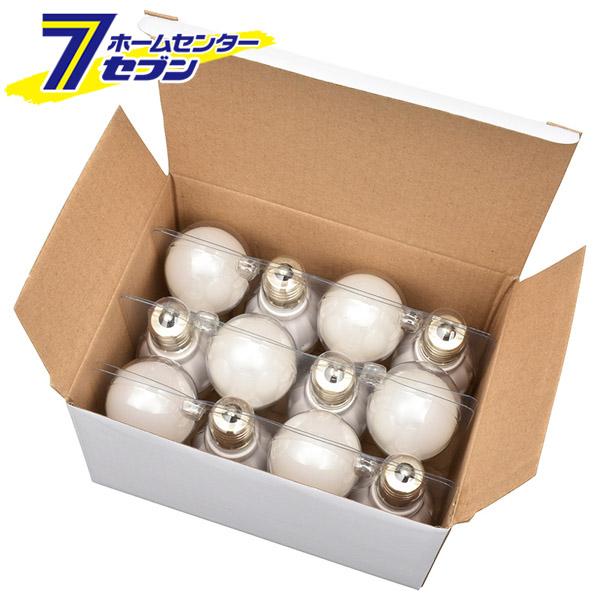LED電球 小形 E17 40形相当 昼光色 12個入 [品番]06-3628 LDA4D-G-E17IH2112 オーム電機 [電球 替 led]