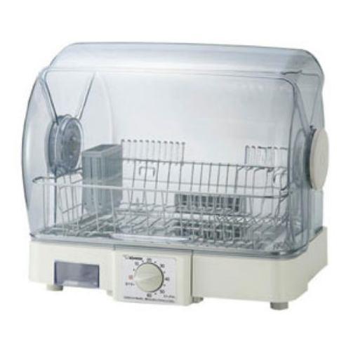 マート あんしん延長保証対象品 食器乾燥器 おトク EY-JF50-HA 調理家電 象印