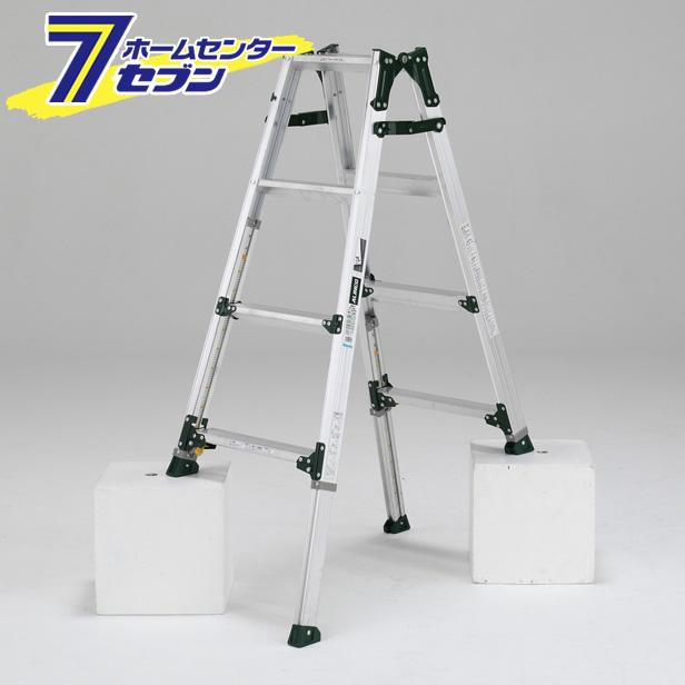 在庫あり 人気ブランド多数対象 アルインコ ALINCO 幅広伸縮脚立 約120cm PRT120FX 梯子 ハシゴ 園芸用品 はしご