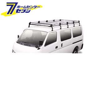 【送料無料】TUFREQ(タフレック) Hシリーズ 10本脚 雨どい付車(ハイルーフ) [品番:HH651B] 精興工業 [キャリア 業務用 自動車]