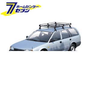 TUFREQ(タフレック) Pシリーズ 6本脚 雨どい付車(ハイルーフ) [品番:PH236C] 精興工業 [キャリア 業務用 自動車]【キャッシュレス5%還元】【hc8】