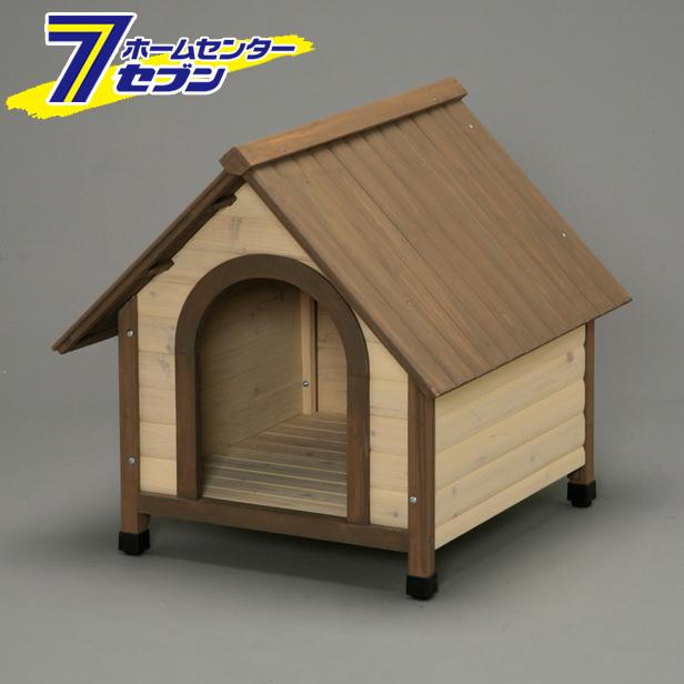 【送料無料】 ウッディ犬舎 ブラウン WDK-750 アイリスオーヤマ [犬小屋]【ポイントUP:2020年5月4日am10:00から5月7日am9:59】