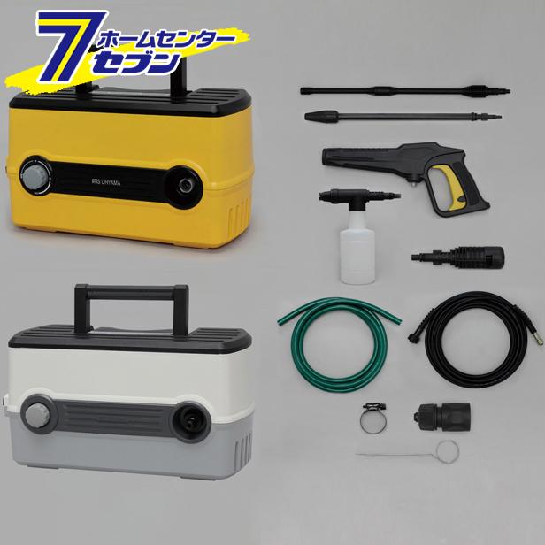 【送料無料】 高圧洗浄機 イエロー FBN-604 アイリスオーヤマ [FBN604]