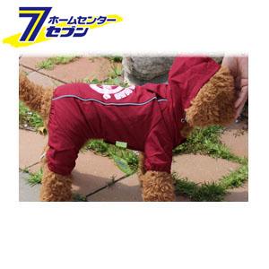 【ra1407b_s】カラフルレインコート/ワインレッド 小型犬用 (M-XLサイズ)【RUISPET ルイスペット】ドッグウェア [犬 犬用品 犬 服 犬の服 ドッグウェア] 【メール便/代引不可/着日指定不可】