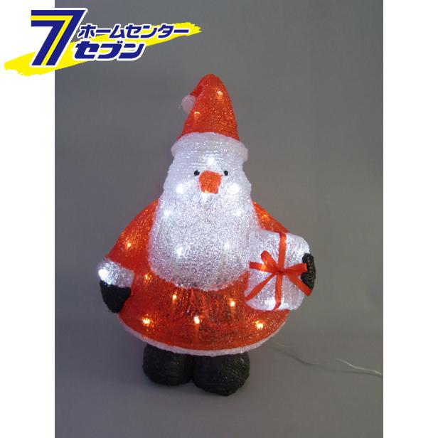 コロナ産業 LED 3Dモチーフライト 三角サンタ(L3D359) l3d359【サンタクロース】【led】【モチーフイルミネーション】【メーカー直送:代引不可】【キャッシュレス5%還元】