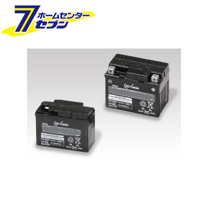 制御弁式 オートバイ バイク用バッテリー ジーエス・ユアサ YTX7A-BS gsユアサ] [即用式(バッテリー液同梱)