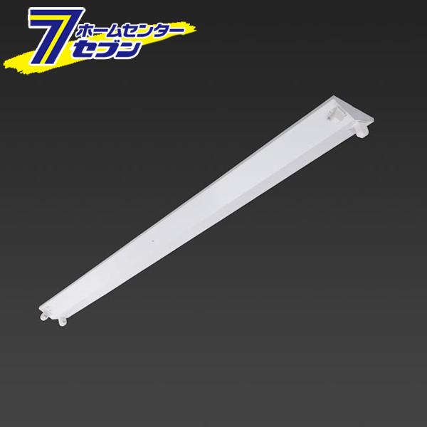 E-Bright LED直管照明器具 逆富士型 110W形 ランプ別売 [品番]06-3400 LT-F211-K-W オーム電機 [照明器具 led照明]【ポイントUP:2020年8月1日am0:00~2020年8月9日am1:59】